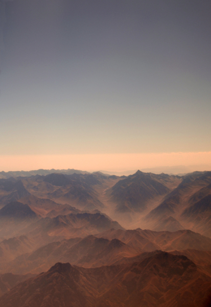 Hindu Kush, travelling towards Kunduz - Pic Helena Mulkerns