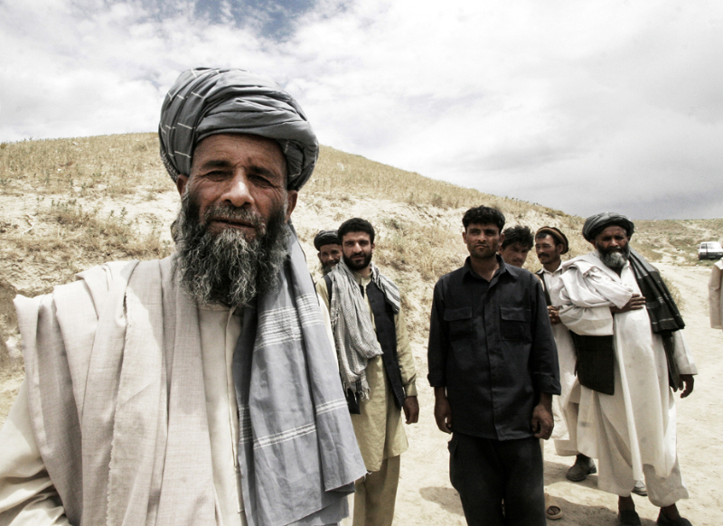Kunduz Mountainy Men - Pic Helena Mulkerns