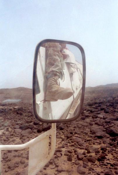 APC Wing Mirror, Danakil