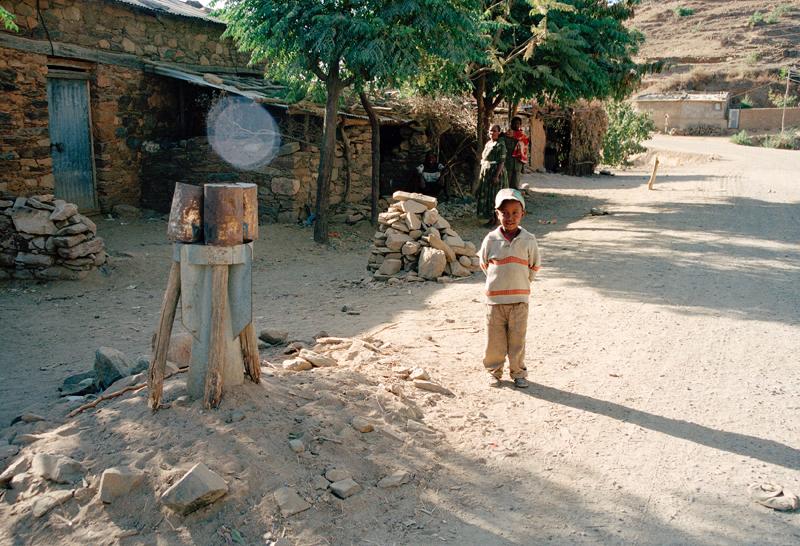 Rocketman, Tigray