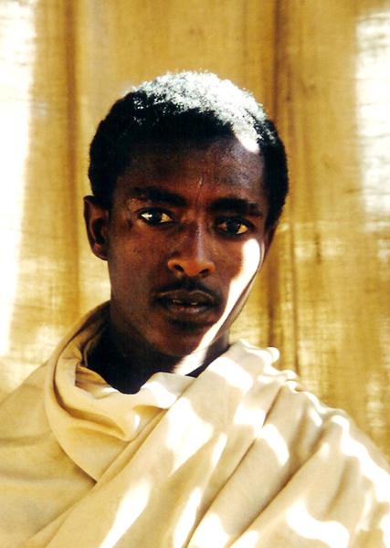Ethiopian Monk, Tana
