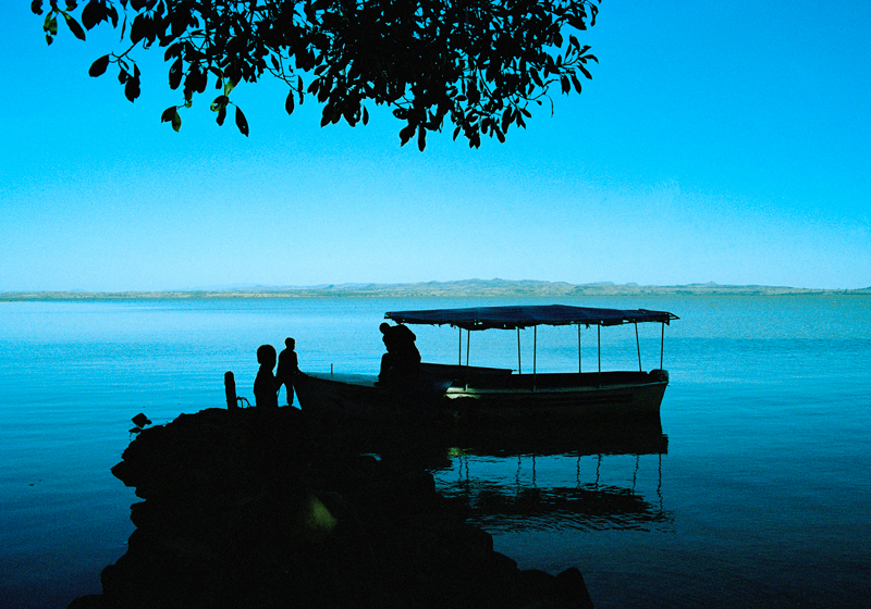Evening, Lake Tana