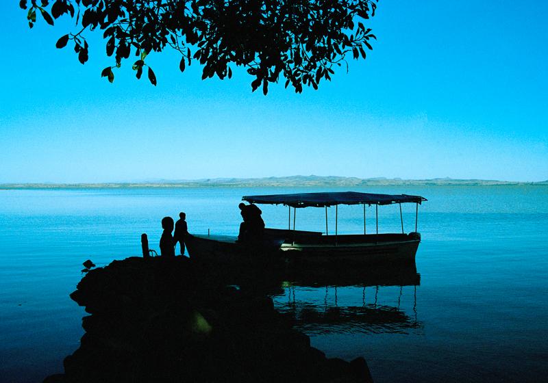 Evening, Lake Tana
