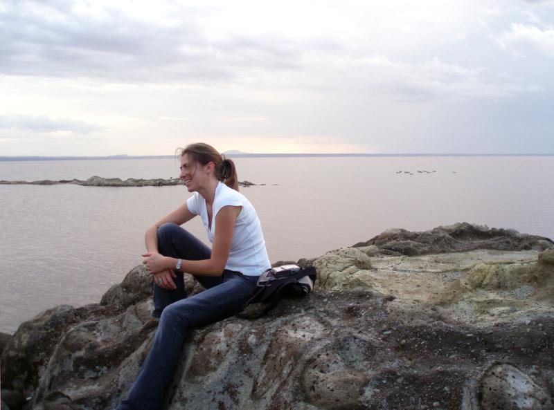 R&R: Louise, Lake Langano