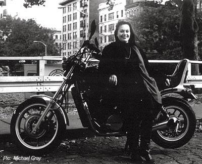 Helena-With-Bike