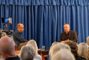 Dennis Lehane interviewed by Jim Carroll at Listowel Writers' Week