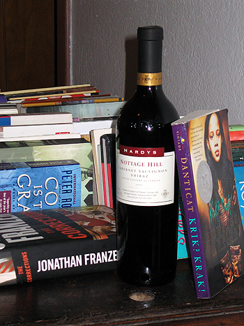Red Wine Bookclub Web